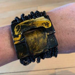 Jewelry - Chunky boho beaded bracelet